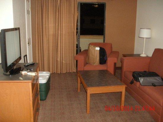 La Quinta Inn & Suites Las Vegas Airport N Conv.: room/suite