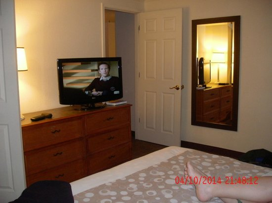 La Quinta Inn & Suites Las Vegas Airport N Conv.: bedroom