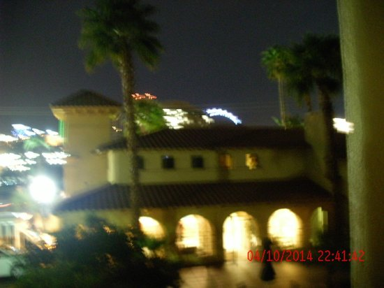 La Quinta Inn & Suites Las Vegas Airport N Conv. : view from room