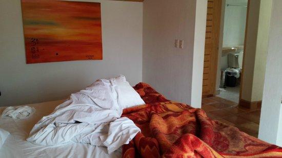 Axkan Arte Hotel: Номер