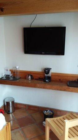 Axkan Arte Hotel: Чае и кофе принадлежности