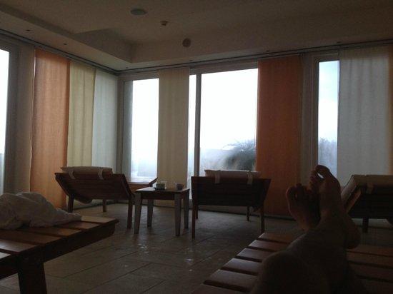 Hotel Raito: area relax