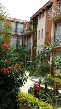 Axkan Arte Hotel : Садик