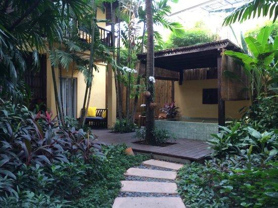 Buri Rasa Village Samui: Garden Room