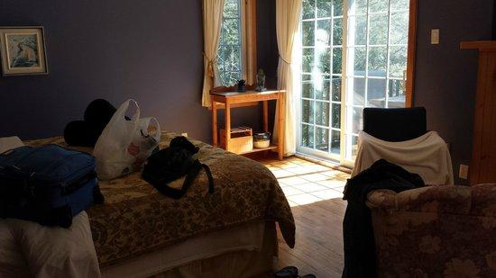 Auberge Beaux Reves Et Spa (Sweet Dreams Inn): room