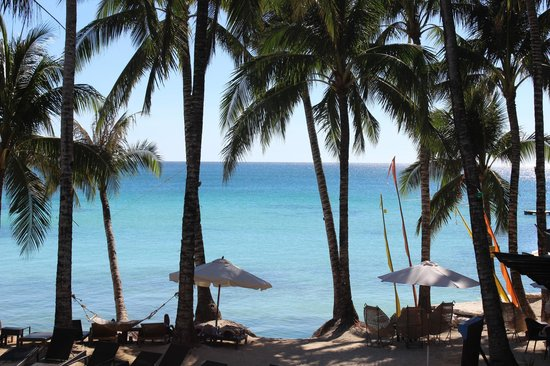 Microtel Inn & Suites by Wyndham Boracay: View from the room
