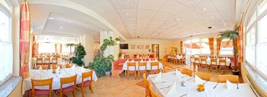 Apollon Hotel : Restaurant/Frühstücksbereich
