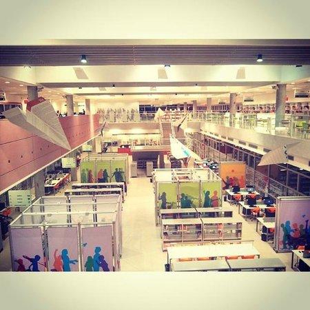 Biblioteca de Sao Paulo