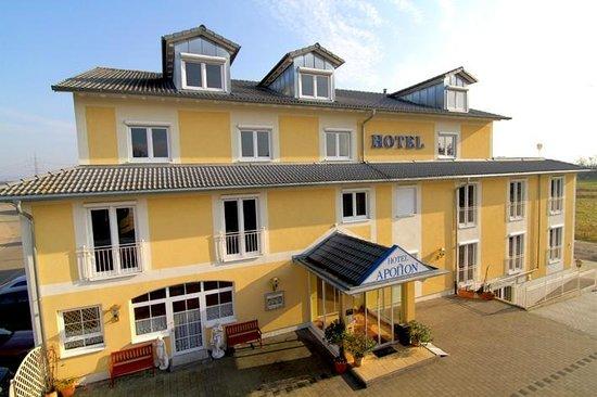 Apollon Hotel : Hotel Apollon