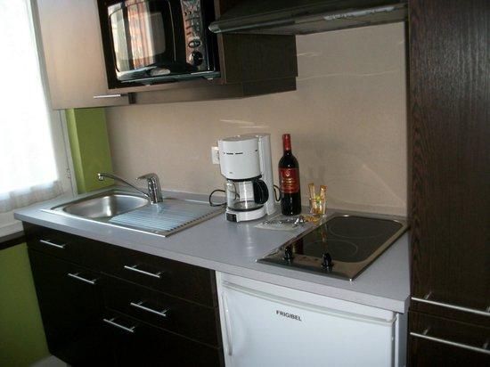 MAS Residence: cocina
