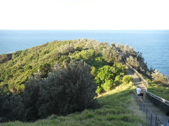 Cape Byron State Conservation Area: byron bay lighthouse