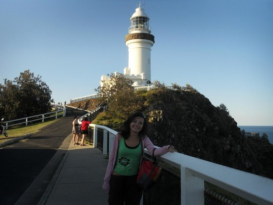 Cape Byron State Conservation Area: the western point of australia