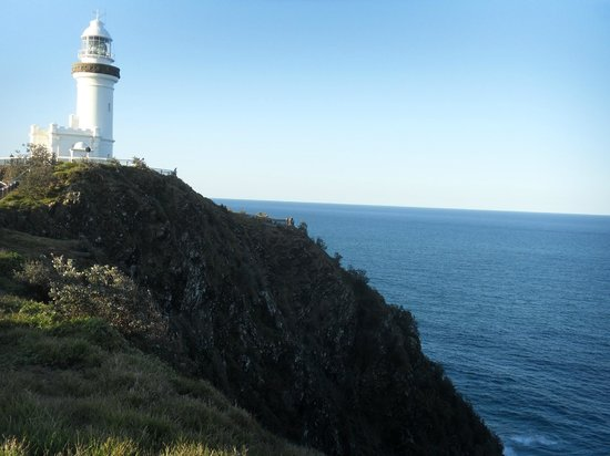 Cape Byron State Conservation Area : byron bay lighthouse