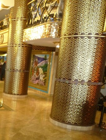 Marmaray Hotel : RECEPCION
