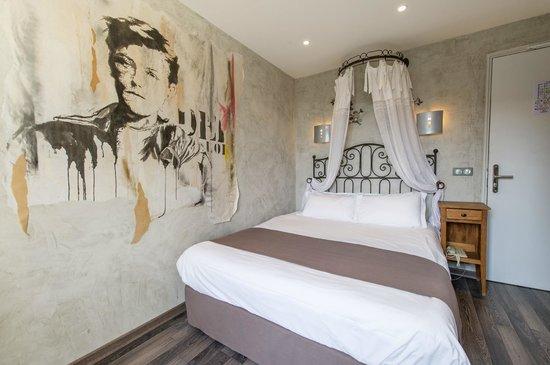 Ideal Sejour Hôtel: Chambre 21 l'instant Poétique (balcon)