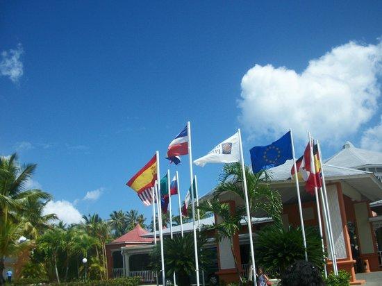 Grand Bahia Principe San Juan : Vista frontal