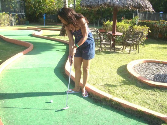 "Grand Bahia Principe San Juan: La esposa en "" Golf"""