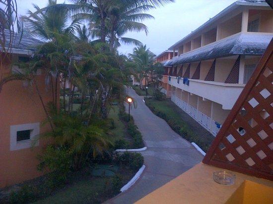 Grand Bahia Principe San Juan: Foto desde la habitación