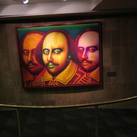 Chicago Shakespeare Theater on Navy Pier: Ed Paschke's Sonnet, photo by Mike Keenan