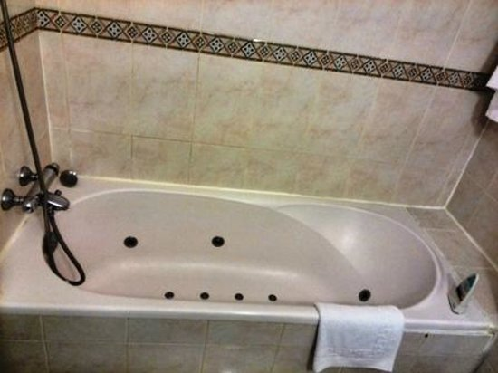 Hotel Florida: Bañera Hidromasaje