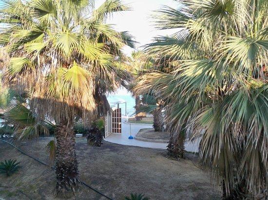 Dioscuri Bay Palace Hotel: balcony