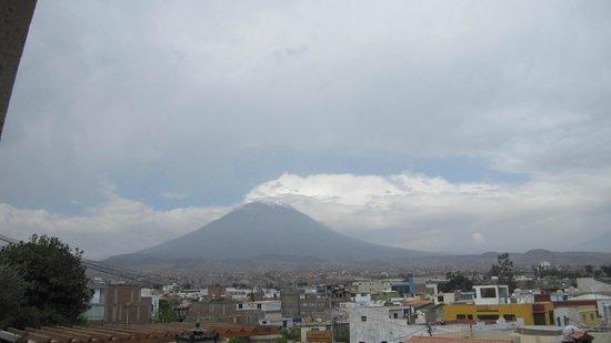 Yanahuara : mont Misti