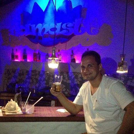 Pousada 360° : Bar Privillege Namaste Guest House