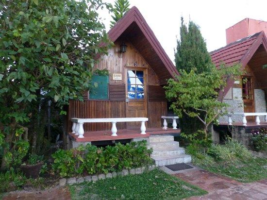 Lachotel: Notre petit bungalow