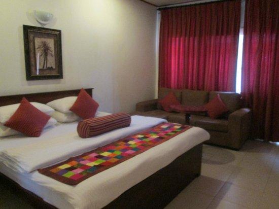 Ranveli Beach Resort : Room