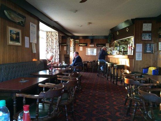 Merkister Hotel: The Bar