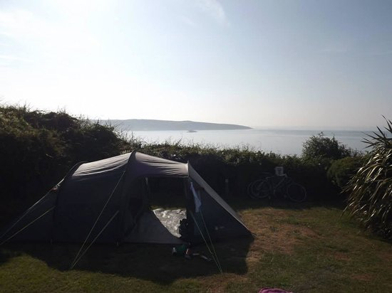 Fishguard Bay Resort: A Room With a View
