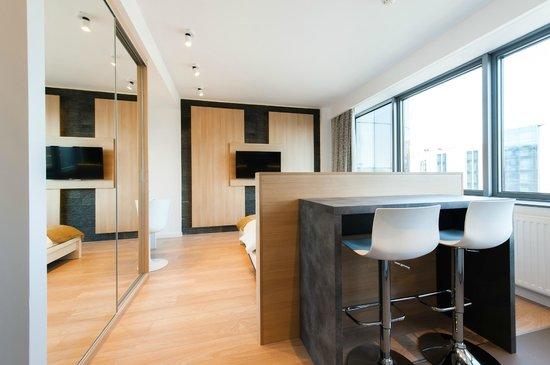 Exclusive Apartments: Superior Studio