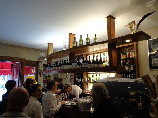 Ristorante Centro: il bar
