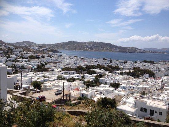 Damianos Hotel: Θέα από το Ξενοδοχείο Δαμιανός