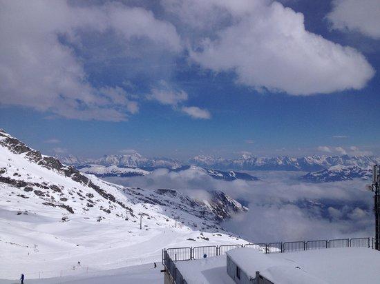 Active by Leitner's: Aussicht am Kitzsteinhorn