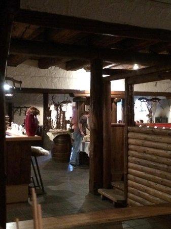 Active by Leitner's: Innenansicht Restaurant