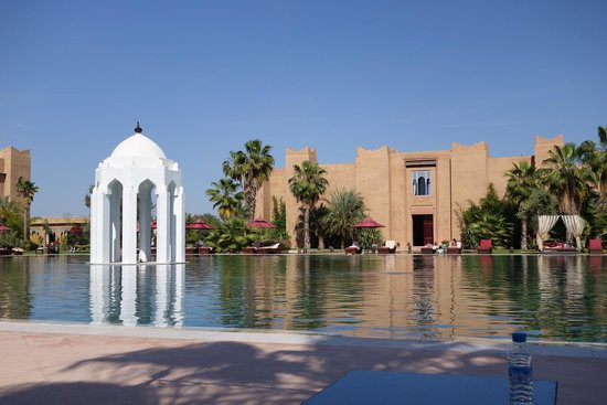 Sahara Palace Marrakech : la piscine