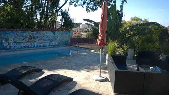 Casa Cool Beans B&B: Swimming Pool