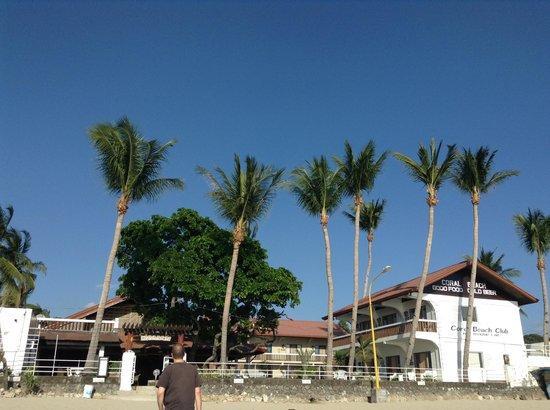 Coral Beach Club: The premises