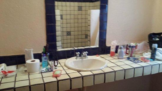 Agua Azul La Villa: Ванная комната