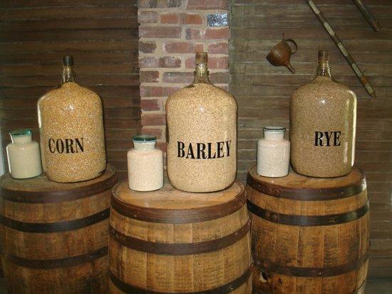 Jack daniel s distillery jack daniels ingrediants