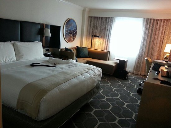 Royal Sonesta Houston Galleria: Nouvelle chambre