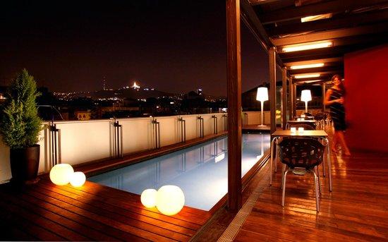 Hotel Cram: Ànemos Terrace Bar