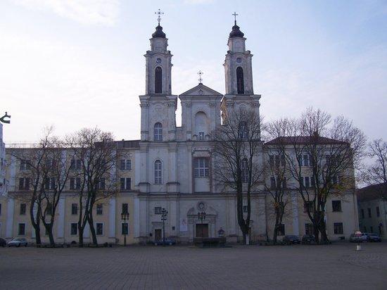 Church of St. Francis Xavier: st francis