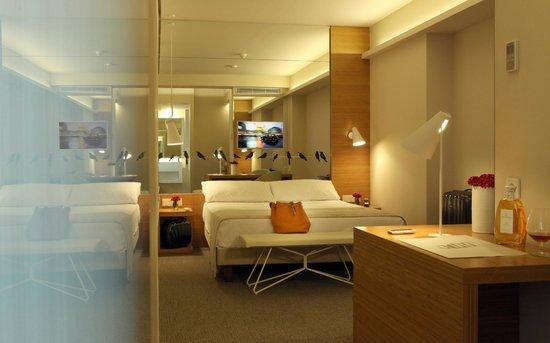 Park Hotel Barcelona: Habitación Standard
