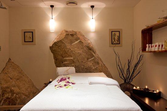 Villa Marina Capri Hotel & Spa: Stai Spa Massage Cabin