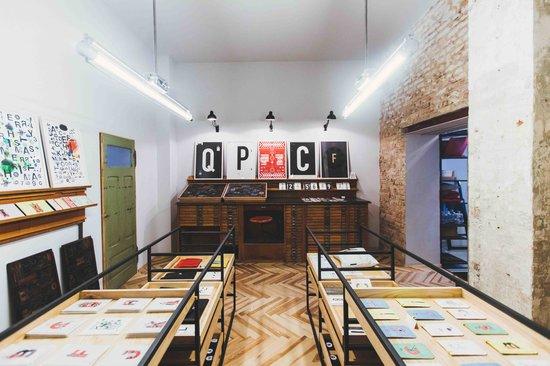 type hype concept store berlin bild von type hype store milchbar berlin tripadvisor. Black Bedroom Furniture Sets. Home Design Ideas