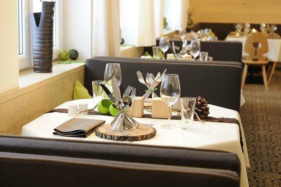 Hotel Verwall: Speisesaal