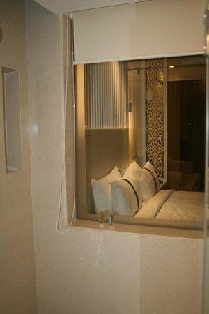 Holiday Inn Amritsar Ranjit Avenue: View from inside bathroom