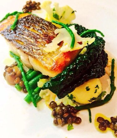 Yorebridge House: Sea Bass